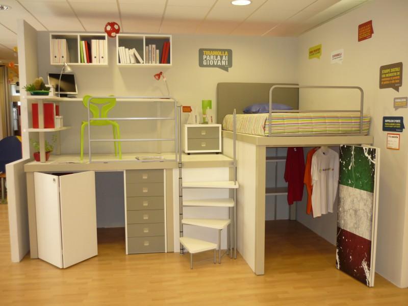 La cameretta ad arezzo arredamento per ragazzi e camerette - Camerette per bambini su misura ...