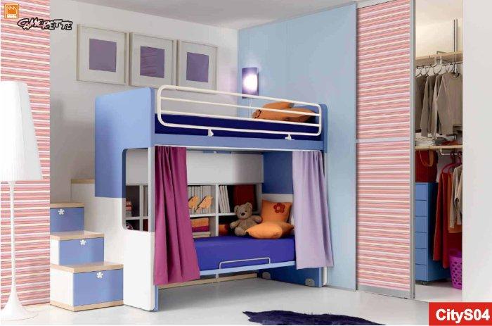 Letti A Castello Per Bambini Piccoli : Letto a castello per bambini piccoli letto a castello bambini