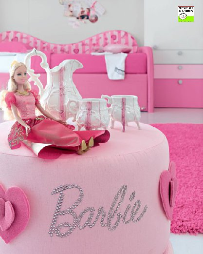 Barbie e il ponte romantico