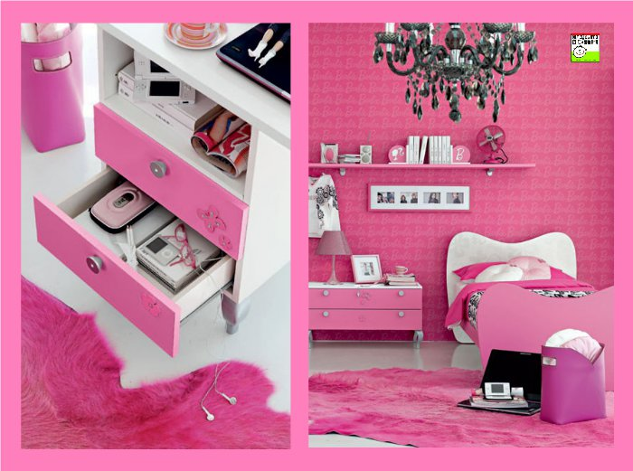 Best Camera Da Letto Di Barbie Ideas - House Design Ideas 2018 ...