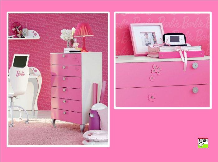Camerette Barbie Per Le Principesse Di Oggi: La cameretta di barbie ...