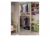 cabina armadio con luce
