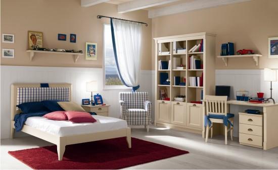 Intervista a mauro callesella camerette classiche in legno for Camere da letto deco
