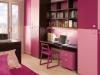 cassettiera rosa