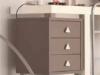cassettiera per scrivania
