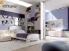 camerette per neonati con lettino trasformabile