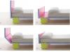 trasformazione del lettino