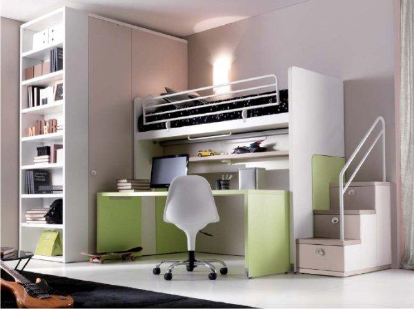Sotto la scrivania 28 images soppalco tumidei con letto a terra scorrevole scrivania sotto - Letto con scrivania sotto ikea ...