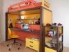 Castello in configurazione zona studio