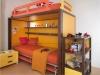 Castello doppio letto