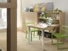 zona studio in legno vero