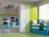 camerette azzurre e verdi