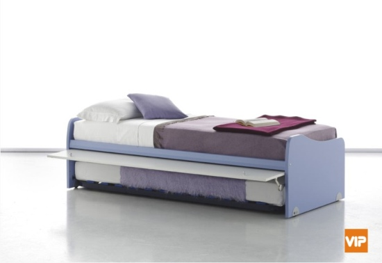 Letti con estraibile for Ikea lettini bimbi