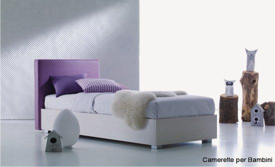 Best letti singoli moderni ideas for Letti contenitore moderni