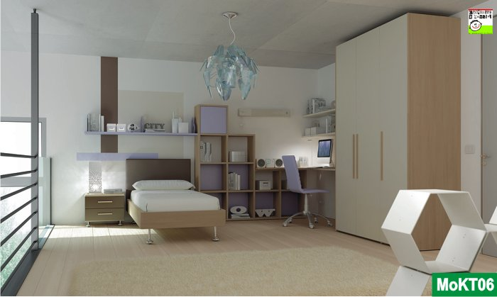 Young Dream Camerette ~ Idea Creativa Della Casa e Dell\'interior Design