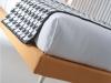 letto piazza e mezzo in tessuto