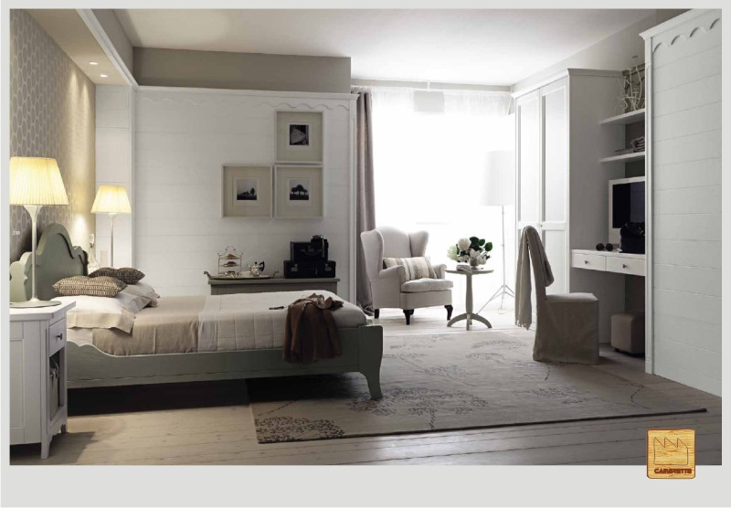 Emejing Scrivania Camera Da Letto Contemporary - Design Trends 2017 ...