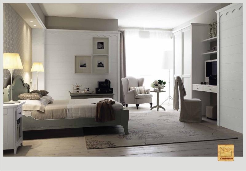 Camerette classiche il design della tradizione - Camera da letto doppia ...