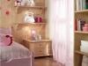Dettaglio letto rondine e comodino