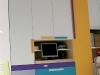 armadio scrivania a scomparsa con vano