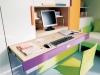dielle ghost scrivania a scomparsa