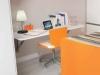 scrivania abbattibile