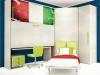 Versione cameretta trasformabile tricolore