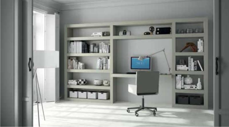 Scrivanie e librerie per studio | Zenskypadovafemminile