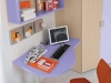 scrivania sagomata per bambini