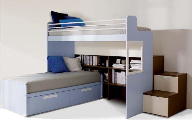 Camere con letto a castello cool divano letto a castello avienixcom for with camere con letto a - Camere con letto a castello ...