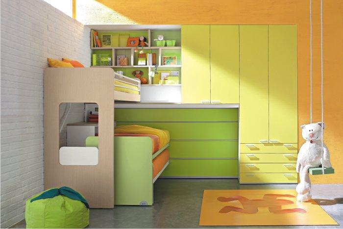 camerette per bambini on line. cameretta per bambini camerette per ... - Arredamento Bambini Online