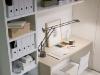 scrivania e mensole spessore 35 mm