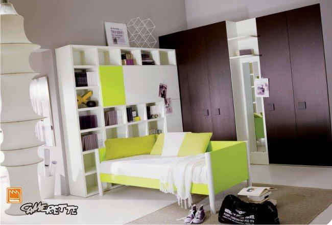 Camere Da Letto Per Ragazzi Moderne : Camere per ragazzi con letto da ...