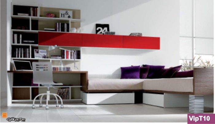 ... soluzioni salvaspazio per i letti. Camera da letto bambini pasionwe