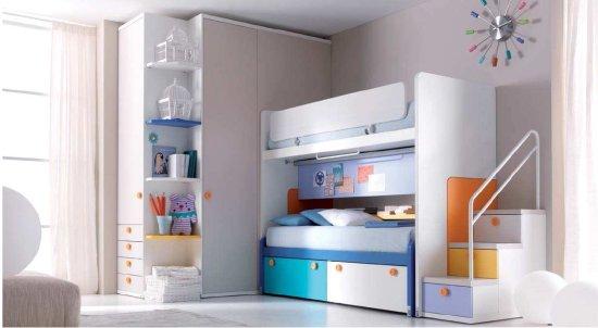 Progettare camerette per bambini