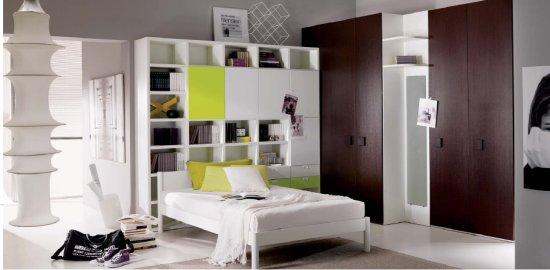 Camerette da ragazzi grandi: arredamento camere da letto