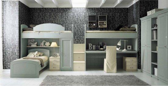 Aziende Di Camerette Per Ragazzi : Camerette classiche scandola mobili in vero legno