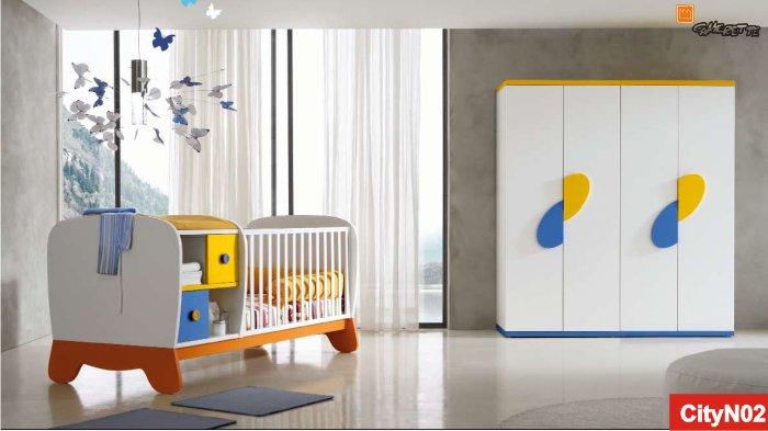 arredamento prima infanzia e camerette trasformabili