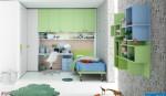 colori pastello della stanza