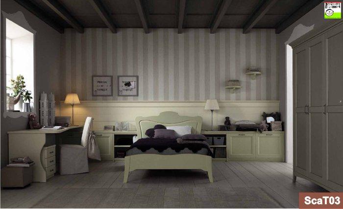 mobili in vero legno massiccio