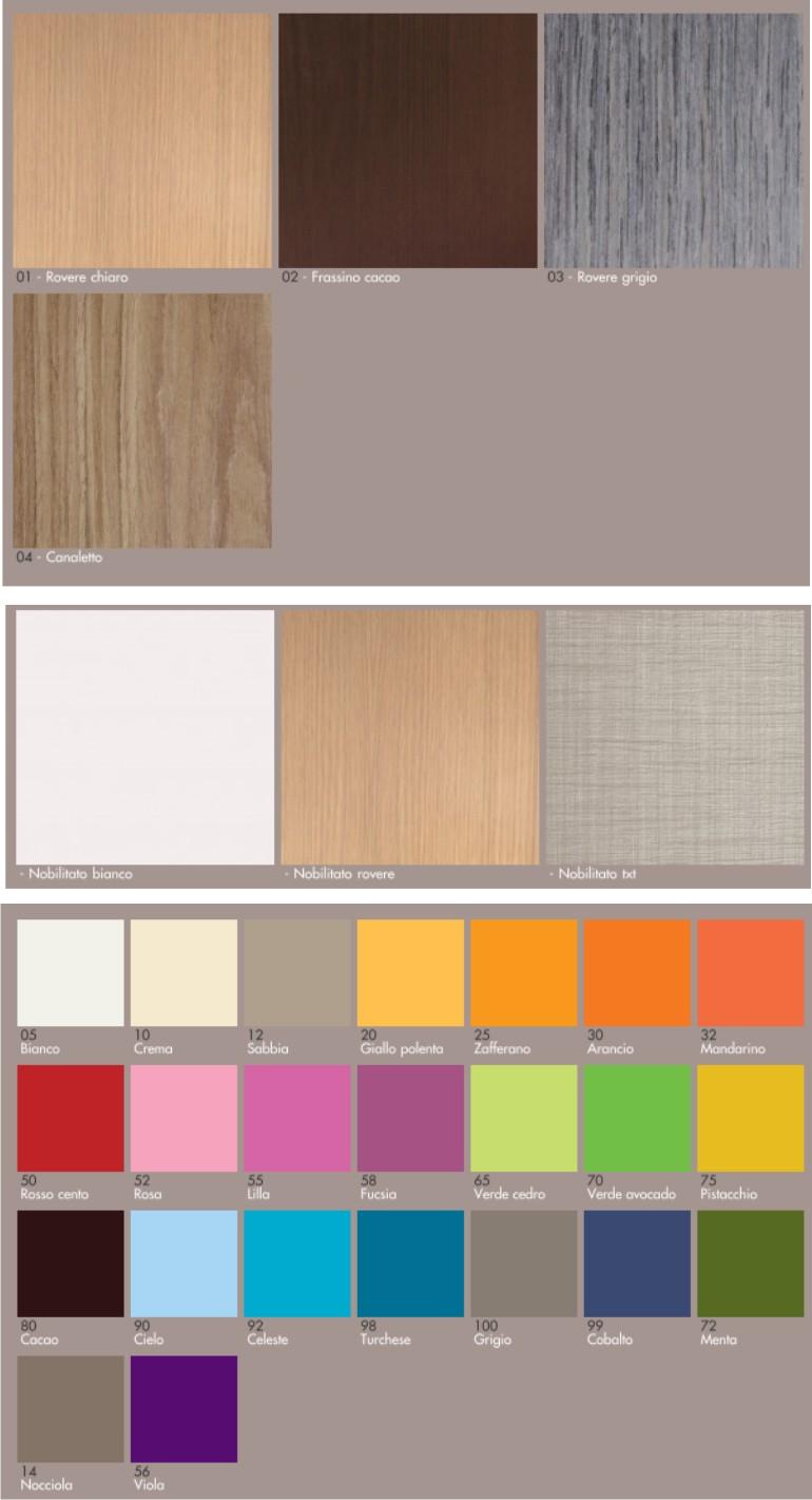 colori e legni dearkids