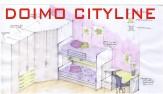 realizzazione camerette doimo cityline