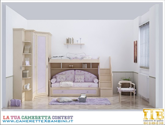 camerette classiche Itb