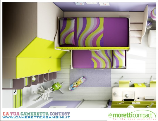 progetto della Moretti Compact