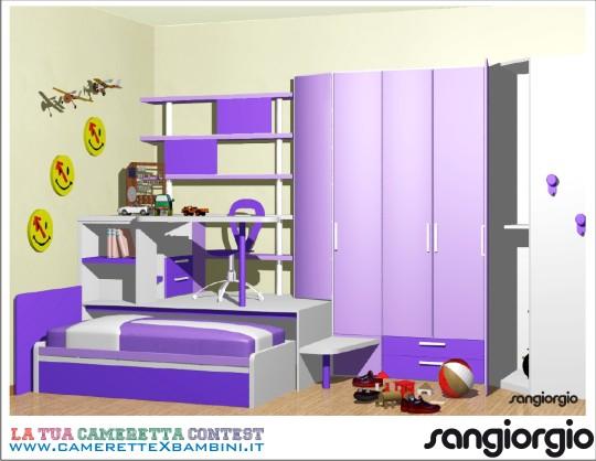 Le camerette Sangiorgio