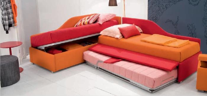 Misure: i due divani Joy modello 8 misurano 90×199 cm, per cui l ...