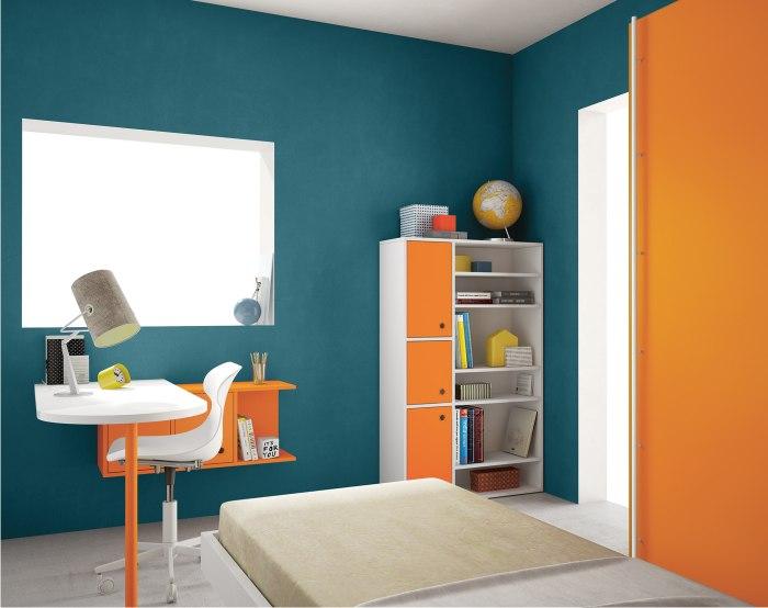armadio nit e scrivania