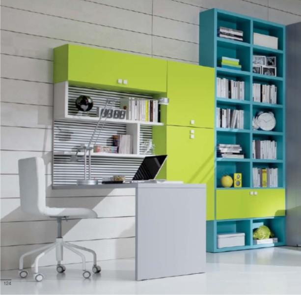 librerie e mensole per scrivania