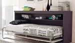 Mobile letto singolo a scomparsa orizzontale doimo city line