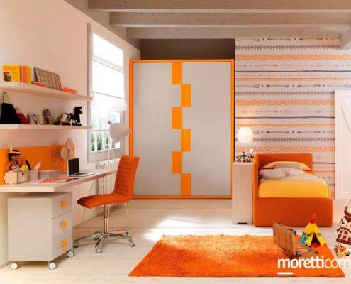 protagonista l'arancione